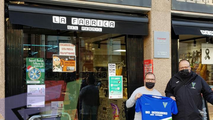 LA FABRICA DEL PERNIL, patrocina l'EFBeV