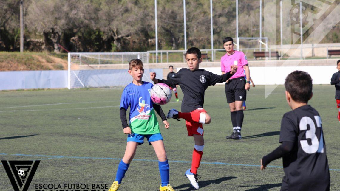 Esforç, dedicació i passió pel futbol