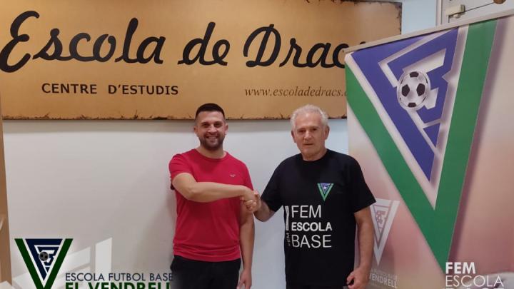 Conveni EFBeV amb l'Escola de Dracs