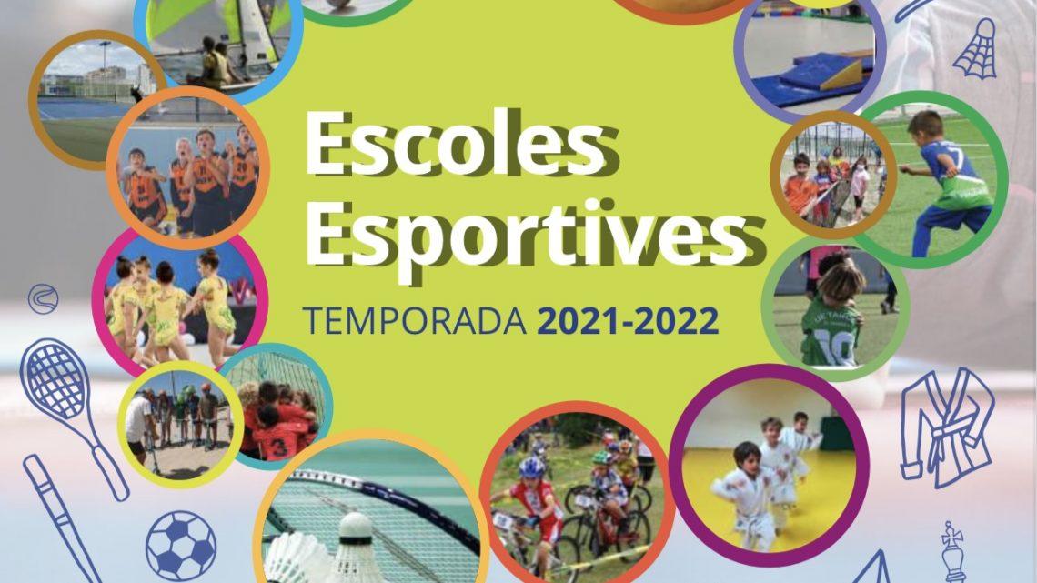 ESCOLES ESPORTIVES 2021/22